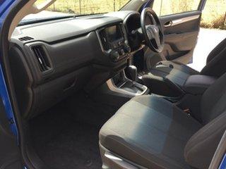 2017 Holden Trailblazer RG MY18 LT Blue/jetblack 6 Speed Sports Automatic Wagon
