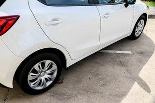 2018 Mazda 2 DJ2HAA Neo SKYACTIV-Drive Snowflake White Pearl 6 Speed Sports Automatic Hatchback