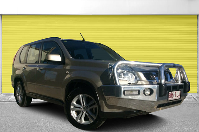 Used Nissan X-Trail T31 Series IV ST, 2011 Nissan X-Trail T31 Series IV ST Gold 1 Speed Constant Variable Wagon