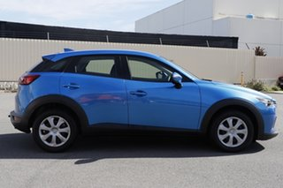 2015 Mazda CX-3 DK2W7A Neo SKYACTIV-Drive Blue 6 Speed Sports Automatic Wagon.