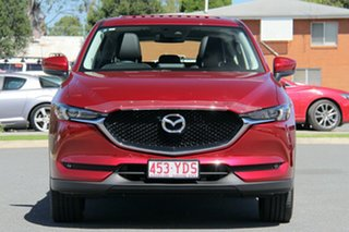 2018 Mazda CX-5 KF4WLA GT SKYACTIV-Drive i-ACTIV AWD Soul Red Crystal 6 Speed Sports Automatic Wagon