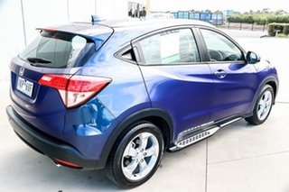 2017 Honda HR-V MY17 Limited Edition Morpho Blue 1 Speed Constant Variable Hatchback
