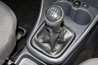 2016 Volkswagen Polo 6R MY16 66TSI Trendline Black 5 Speed Manual Hatchback