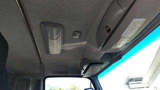 2013 Isuzu FSS 550 FH White Cab Chassis 5.2l 4WD