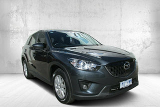 2012 Mazda CX-5 KE1021 Maxx SKYACTIV-Drive AWD Sport Metropolitan Grey 6 Speed Sports Automatic