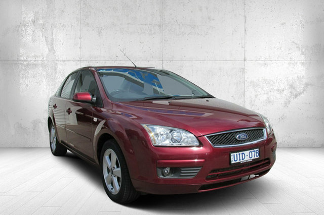 Used Ford Focus LS LX, 2006 Ford Focus LS LX 4 Speed Sports Automatic Sedan
