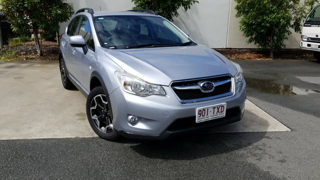 Used Subaru XV G4X MY14 2.0i Lineartronic AWD, 2014 Subaru XV G4X MY14 2.0i Lineartronic AWD Silver 6 speed Automatic Wagon