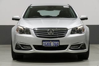2017 Holden Calais VF II V Silver 6 Speed Automatic Sportswagon.