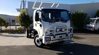 2013 Isuzu FSS 550 FH White Cab Chassis 5.2l 4WD.