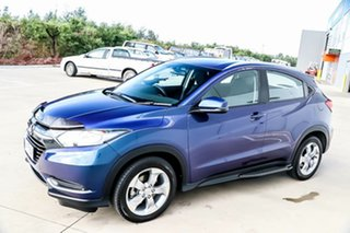 2017 Honda HR-V MY17 Limited Edition Morpho Blue 1 Speed Constant Variable Hatchback.