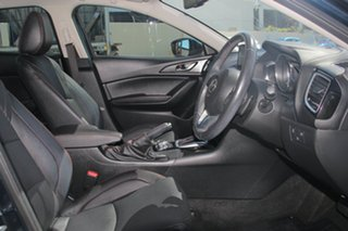 2014 Mazda 3 BM5238 SP25 SKYACTIV-Drive GT Deep Crystal Blue 6 Speed Sports Automatic Sedan