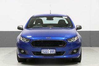 2015 Ford Falcon FG X XR6T Blue 6 Speed Manual Utility.