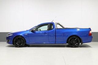 2015 Ford Falcon FG X XR6T Blue 6 Speed Manual Utility