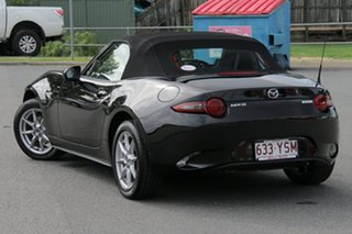 2015 Mazda MX-5 ND SKYACTIV-Drive Black 6 Speed Sports Automatic Roadster.