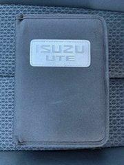 2014 Isuzu MU-X LS-M White 5 Speed Automatic Wagon