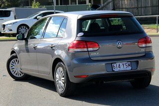 2009 Volkswagen Golf VI MY10 90TSI Trendline Grey 6 Speed Manual Hatchback.