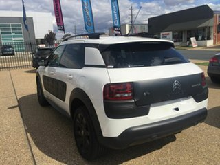2017 Citroen C4 Cactus E3 MY18 Exclusive White 6 Speed Sports Automatic Wagon