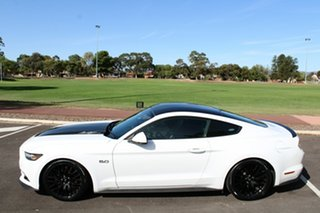 2016 Ford Mustang FM GT Fastback White 6 Speed Manual Fastback