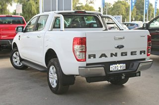 2018 Ford Ranger PX MKIII 2019.0 XLT Pick-up Double Cab Frozen White 6 Speed Sports Automatic