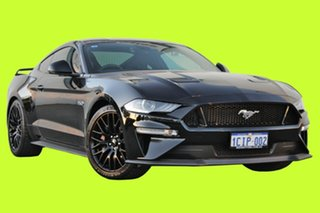 2018 Ford Mustang FN 2018MY GT Fastback Shadow Black 6 Speed Manual Fastback.