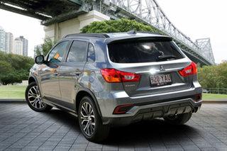 2018 Mitsubishi ASX XC MY18 LS 2WD Grey 6 Speed Constant Variable Wagon.