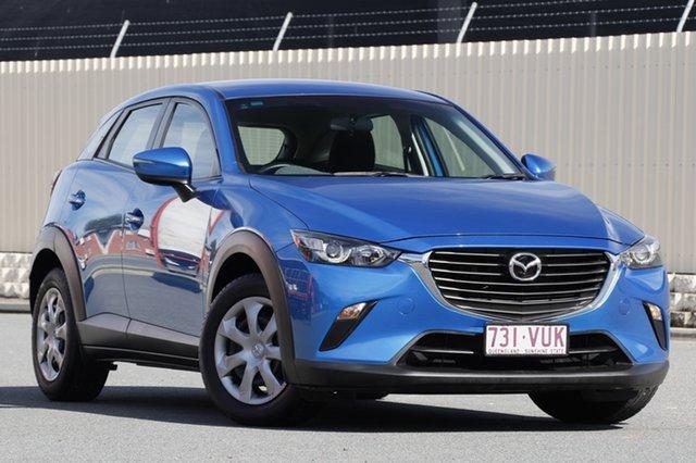Used Mazda CX-3 DK2W7A Neo SKYACTIV-Drive, 2015 Mazda CX-3 DK2W7A Neo SKYACTIV-Drive Blue 6 Speed Sports Automatic Wagon