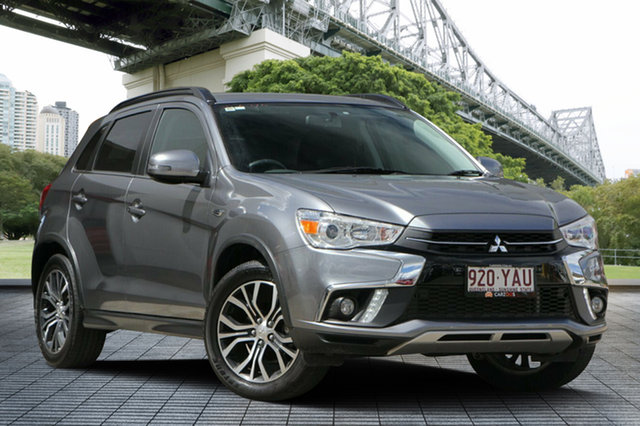 Used Mitsubishi ASX XC MY18 LS 2WD, 2018 Mitsubishi ASX XC MY18 LS 2WD Grey 6 Speed Constant Variable Wagon