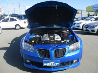 2009 Holden Ute VE MY10 SS V Special Edition Blue 6 Speed Sports Automatic Utility