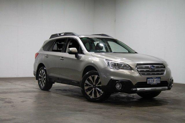 Used Subaru Outback B6A MY17 2.5i CVT AWD, 2017 Subaru Outback B6A MY17 2.5i CVT AWD Bronze 6 Speed Constant Variable Wagon