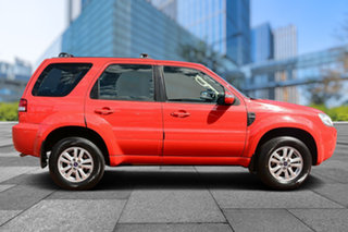 2010 Ford Escape ZD Red/Black 4 Speed Automatic Wagon