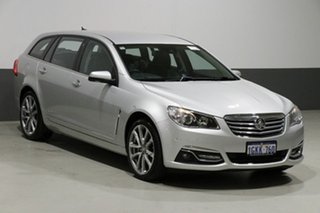 2017 Holden Calais VF II V Silver 6 Speed Automatic Sportswagon