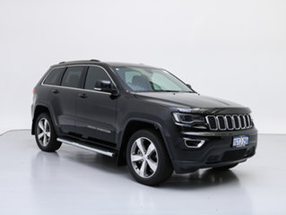 2017 Jeep Grand Cherokee WK MY17 Laredo (4x2) Black 8 Speed Automatic Wagon.