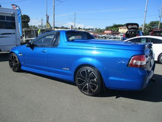 2009 Holden Ute VE MY10 SS V Special Edition Blue 6 Speed Sports Automatic Utility.