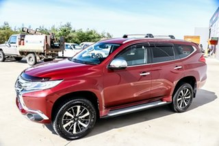 2016 Mitsubishi Pajero Sport QE MY16 Exceed Terra Rossa 8 Speed Sports Automatic Wagon