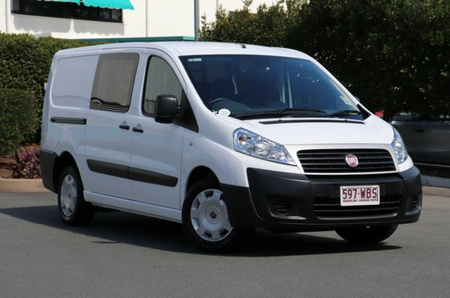 Used Fiat Scudo  Low Roof LWB, 2015 Fiat Scudo Low Roof LWB White 6 Speed Manual Van
