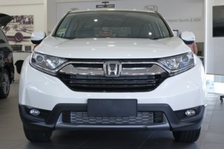 2018 Honda CR-V RW MY19 VTi-E FWD White Orchid 1 Speed Constant Variable Wagon