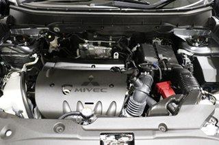 2018 Mitsubishi ASX XC MY18 LS (2WD) Grey Continuous Variable Wagon