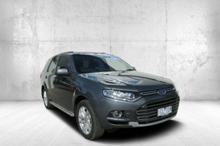 2014 Ford Territory SZ TS Seq Sport Shift Grey 6 Speed Sports Automatic Wagon.