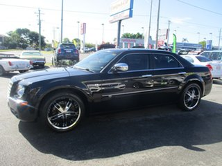 2009 Chrysler 300C MY2010 HEMI Black 5 Speed Sports Automatic Sedan.