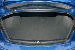2017 Mitsubishi Lancer CF MY17 ES Sport Blue 5 Speed Manual Sedan