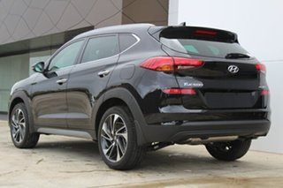 2018 Hyundai Tucson TLE3 MY19 Special Edition D-CT AWD Phantom Black 7 Speed