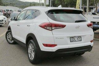 2016 Hyundai Tucson TLE Elite D-CT AWD White 7 Speed Sports Automatic Dual Clutch Wagon.