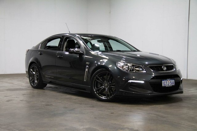 Used Holden Special Vehicles Senator Gen-F2 MY17 Signature, 2017 Holden Special Vehicles Senator Gen-F2 MY17 Signature Grey 6 Speed Sports Automatic Sedan