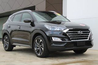 2018 Hyundai Tucson TLE3 MY19 Special Edition D-CT AWD Phantom Black 7 Speed.