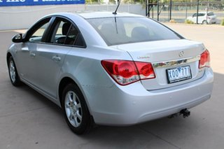2010 Holden Cruze JG CD Silver 6 Speed Automatic Sedan