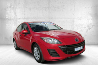2009 Mazda 3 BL10F1 Neo Activematic Velocity Red 5 Speed Sports Automatic Sedan.