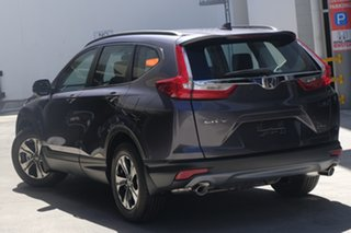 2018 Honda CR-V RW MY19 VTi-L FWD Modern Steel 1 Speed Constant Variable Wagon.
