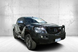 2016 Mazda BT-50 UR0YF1 XTR Brown 6 Speed Sports Automatic Utility.