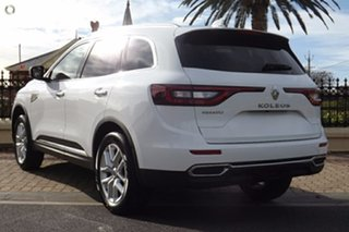2019 Renault Koleos HZG Zen X-tronic Universal White 1 Speed Constant Variable Wagon.