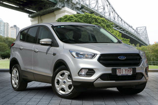 2018 Ford Escape ZG 2018.00MY Ambiente 2WD Silver 6 Speed Sports Automatic Wagon.